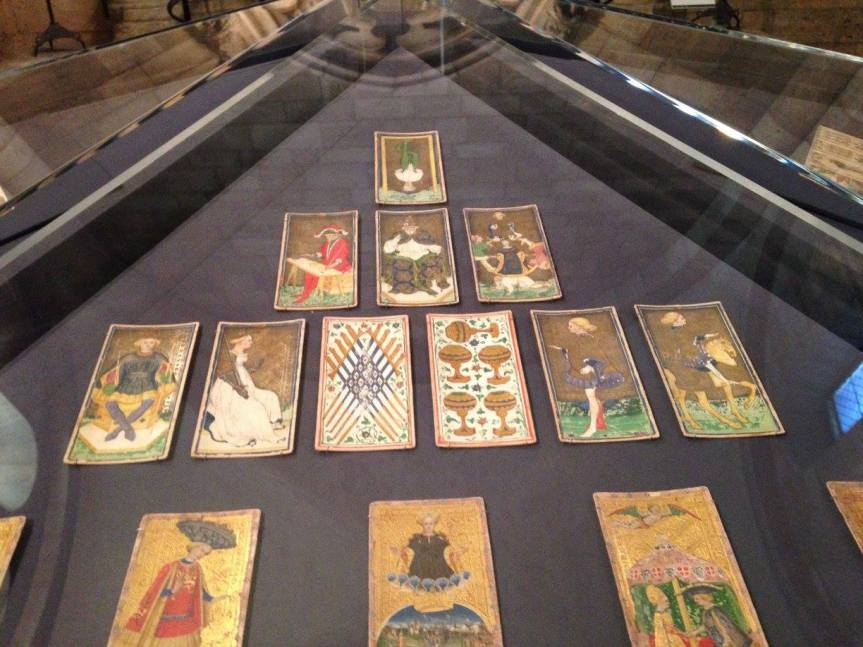 The Earliest Tarot Cards