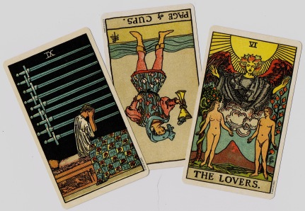 Tarot Spread Love 1