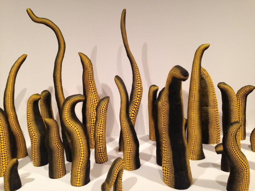 Yayoi Kusama Soft Sculpture