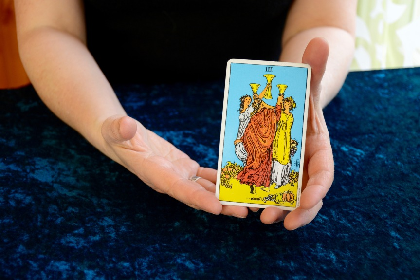 Introducing the Tarot Salon