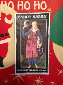 Moon Tarot Salon card