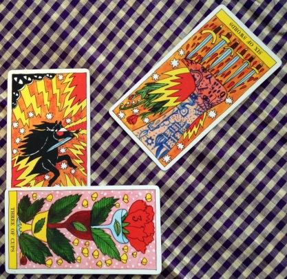 Alison 3 card reading
