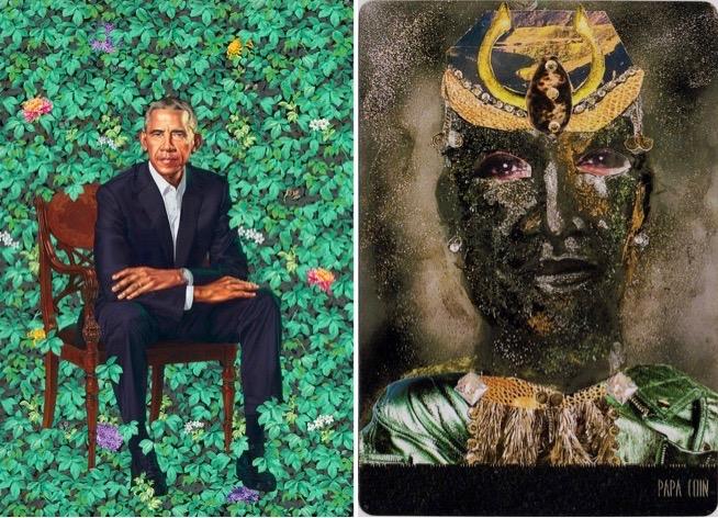 Barack Obama Papa Coin