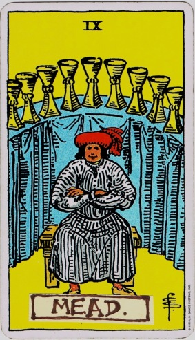 Present Day Tarot 6 of Cups