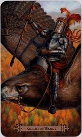 Modern Spellcasters Queen of Wands