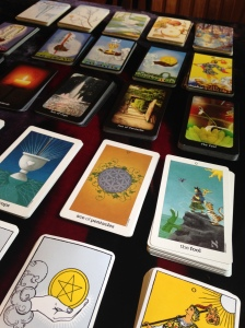 Present Day Tarot Blog – I see tarot in the world around me